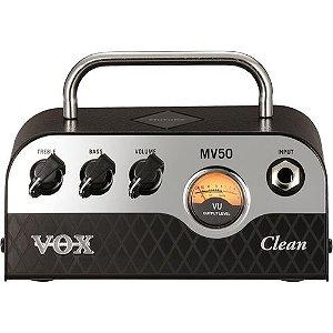 CABECOTE VOX MV SERIES - MV50-CLEAN