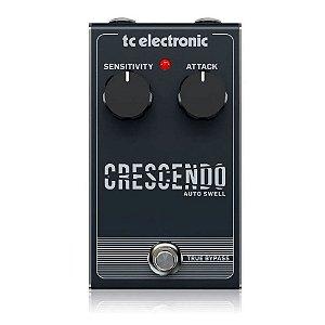 PEDAL - CRESCENDO AUTO SWELL - TC ELECTRONIC