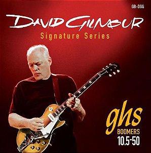 ENC GUIT 6C SIG. DAVID GILMOUR 010.5/050 - GB-DGG - GHS