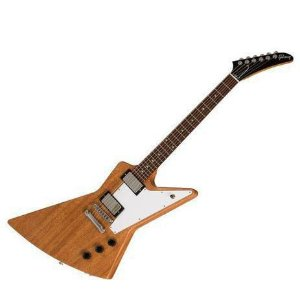 Guitarra Gibson Explorer Antique Natural Com Case