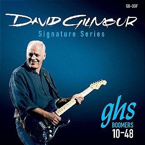 ENCORDOAMENTO GUITARRA GHS SIGNATURE DAVID GILMOUR - GB-DGF