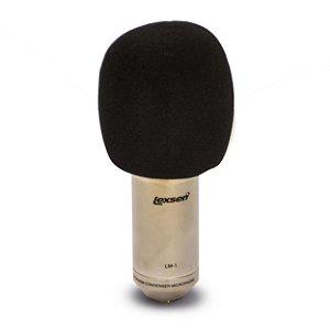 Microfone Condensador Cardioide - LM-1 - Lexsen
