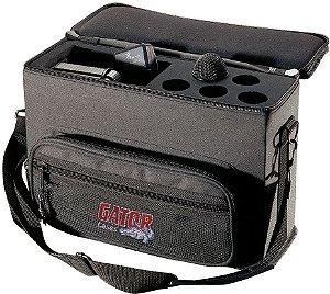 Semi Case p/Sistema de Microfone s/Fio 5 PC - GM-5W -GATOR