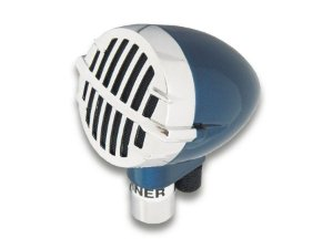 Microfone para Harmônica Blus Blaster 9917/1 - HOHNER