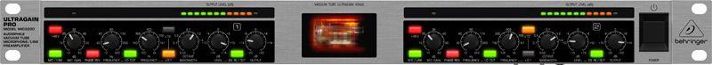 Preamplificador para Microfones MIC2200 - Behringer