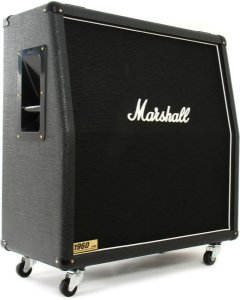 Caixa angulada para guitarra 4x12 280W - 1960AV-E - MARSHALL