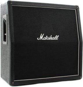 Caixa Angulada para Guitarra Marshall MX412 - 260w