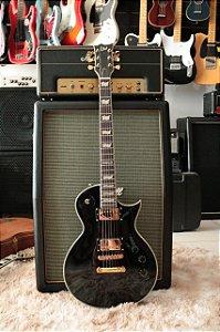 GUITARRA LES PAUL LTD ESP EC-256 BLK LEC256BLK - OUTLET