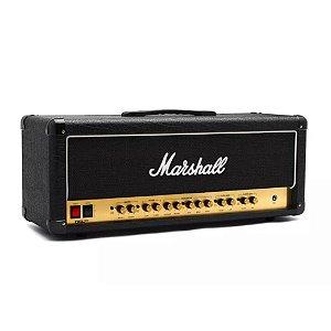 Cabecote para guitarra 100W - DSL100HR-B - MARSHALL