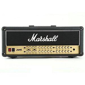 Cabecote para guitarra 100W - JVM410H-B - MARSHALL