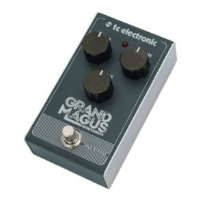 Pedal para Guitarra Grand Magus Distortion - TC Electronic