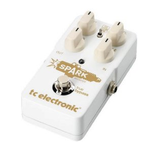 PEDAL SPARK BOOSTER - TC ELECTRONIC