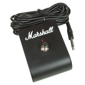 Pedal FootSwitch channel p/guitarra - PEDL-00001 - MARSHALL