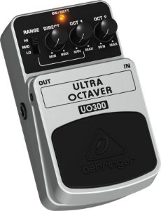 Pedal para guitarra - UO300 - Behringer