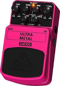 Pedal para guitarra - UM300 - Behringer