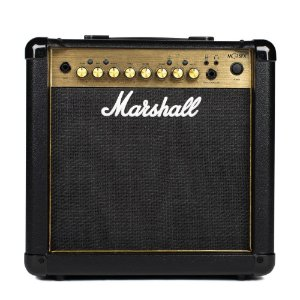 Combo para guitarra 15W - MG15GFX GOLD - MARSHALL