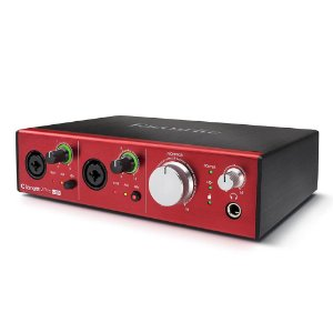 Interface de Audio USB - CLARETT 2PRE USB - Focusrite