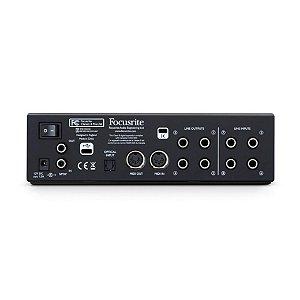 Interface de Audio - CLARETT USB-C 4PRE - Focusrite