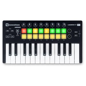 CONTROLADOR USB LAUNCHKEY MINI MK2 - NOVATION