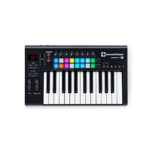 CONTROLADOR USB LAUNCHKEY 25 MK2 - NOVATION