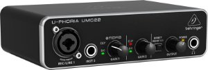 Interface de audio - UMC22 - Behringer
