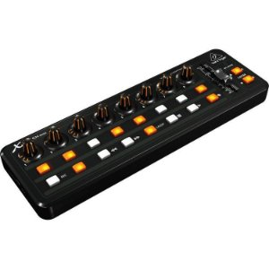 Controlador MIDI/USB X-TOUCH MINI - Behringer