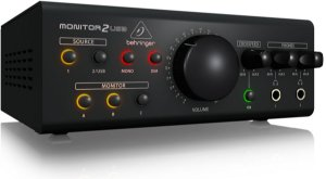 Controlador de estudio MONITOR2USB - Behringer