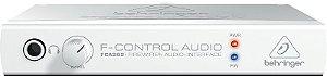 Interface de áudio BiVolt - FCA202 - Behringer