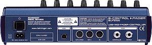 Controlador MIDI BiVolt - BCF2000 - Behringer