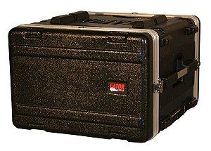 Case Rack Large Padrao 19, c/alca e rodas   GRR-6L - GATOR