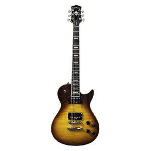 Guitarra Flame Honey Burst - WINDLXFHB - WASHBURN