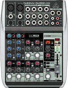 Mixer Xenyx 110V - QX1002USB - Behringer