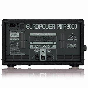 Mixer EuroPower 110V - PMP2000 - Behringer