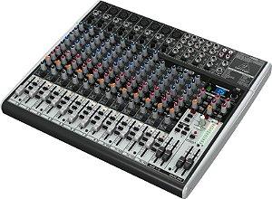 Mixer Xenyx BiVolt - X2222USB - Behringer