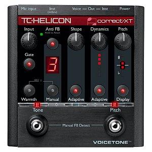 Voicetone Corretor Auto-cromat. voz - CORRECT XT -TC HELICON