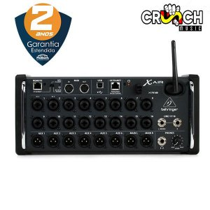 Mixer Digital Behringer XR18 X-Air - 2 anos de garantia