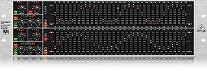Equalizador 31 bandas FBQ6200HD - Behringer