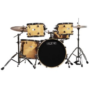 Bateria com 5 pecas - maple - Classic Series Maple - Legend