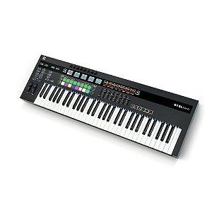 Controlador USB/MIDI SL MK3-61 - NOVATION
