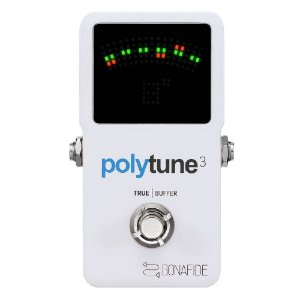 Pedal Poly-chromatic - POLYTUNE 3 - TC Electronic