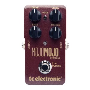 Pedal Overdrive - MOJOMOJO - TC Electronic