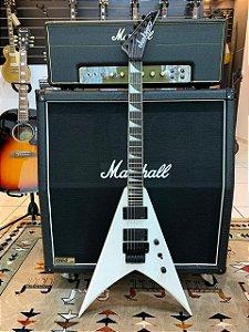 Guitarra Jackson King V KVxmg EMG 81/85 - USADA - CASE ORIGINAL