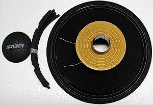 Kit de reparo para alto falante PW15 - RK-PW15 -DBR
