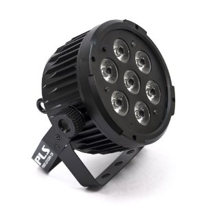 Refletor - POWER LED RGBWA 7LEDS 12W - PLS