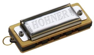 Mini Harmonica Mini Harp 125/8 - HOHNER