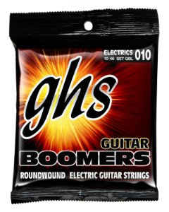 GBL - ENC GUIT 6C GUITAR BOOMERS 010/046 - GHS