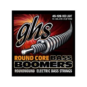RC-5ML-DYB - ENC BAIXO 5C ROUND CORE BASS BOOMERS 045/126 - GHS