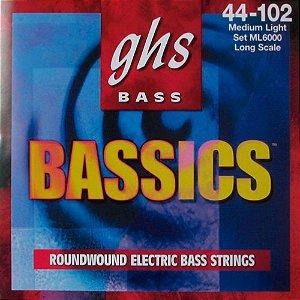 ML-6000 - ENC BAIXO 4C SERIE BASSICS 044/102 - GHS