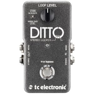 DITTO STEREO LOOPER - TC ELECTRONIC