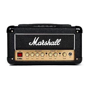 Cabecote para guitarra 1W - DSL1HR - MARSHALL